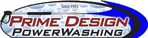 Prime Design Powerwashing